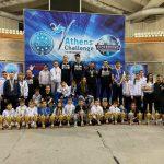 Бъргарски кикбоксьори със силно представяне в Атина