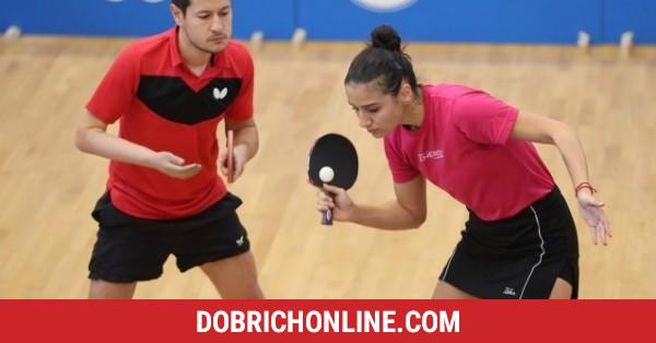 В обновена зала могат да тренират любителите на тенис на маса – 2020.05.21 – Спортни