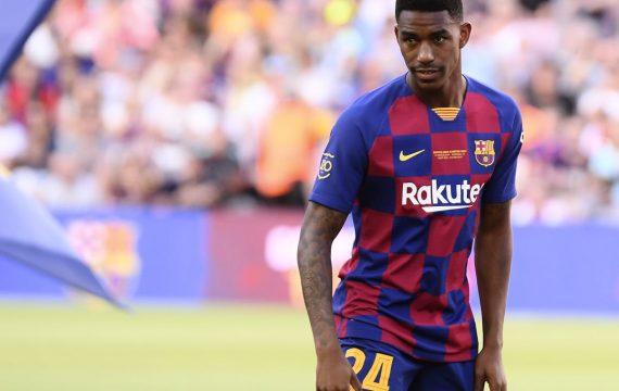 Интер предпочита Жуниор Фирпо пред Семедо в сделката с Барселона