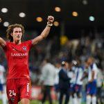 Божката Краев пак бележи при победа на своя тим в Португалия(ВИДЕО)