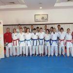 Националите по олимпийско карате с лагер в Кюстендил