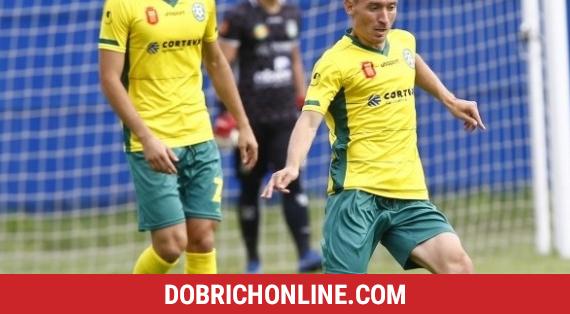 """Точка от Перник измъкнаха """"жълто-зелените"""" – 2020.09.20 – Спортни"""