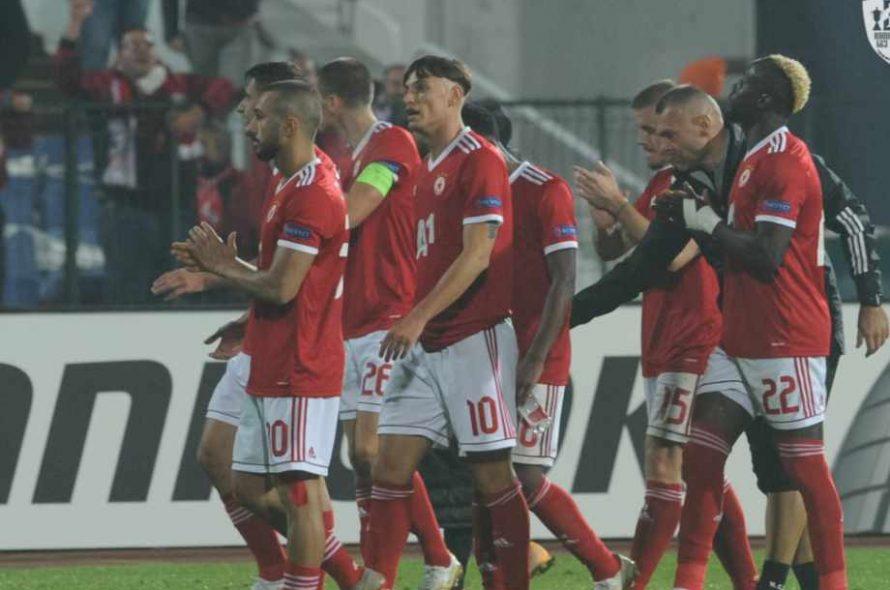 ЦСКА поднесе изненадата срещу Рома
