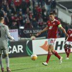 Играч на ЦСКА попадна в отбора на седмицата в Лига Европа след подвига в Рим
