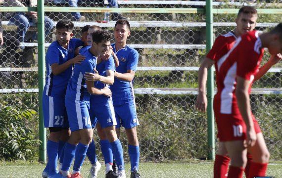 Левски продължава да гази при U17! Отнесе и ЦСКА-София (ВИДЕО) | KotaSport