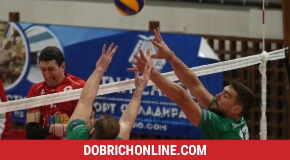 С победа в Суперлигата стартираха волейболистите – 2020.11.07 – Спортни
