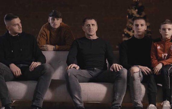 ЦСКА с благотворителна кампания за Коледа /видео/