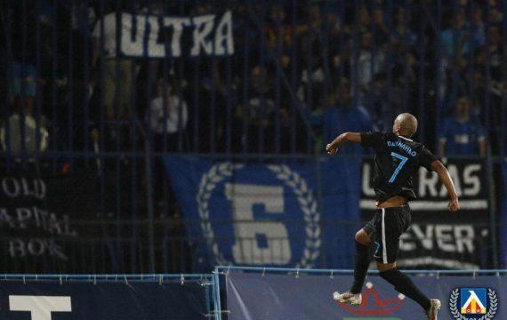 Паулиньо с емоционално сбогуване с феновете на Левски (ВИДЕО) | KotaSport