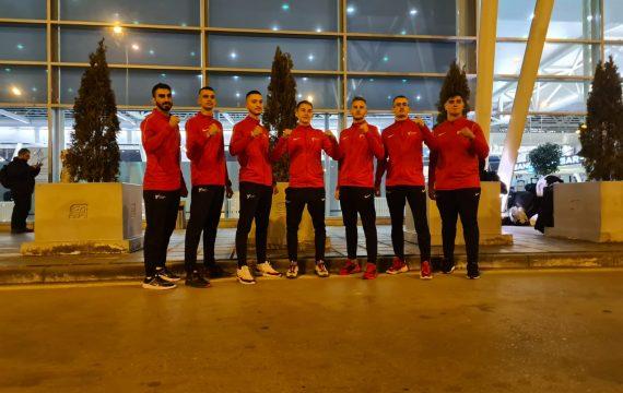 Националният отбор по Таекуон-До замина на лагер в Иран