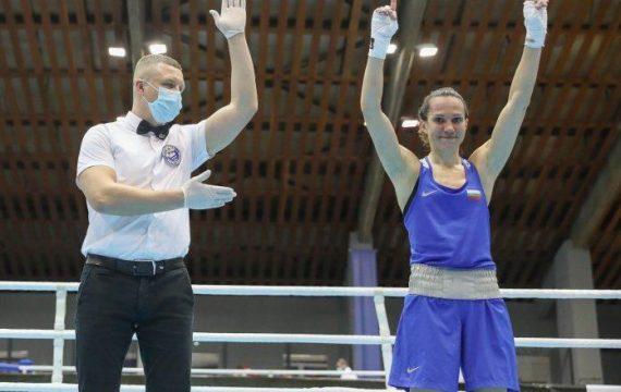 """Станимира Петрова ще открие програмата на четвъртия ден на купа """"Странджа"""""""
