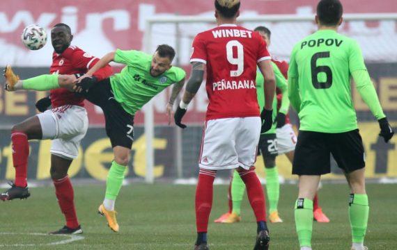 ЦСКА прекоси успешно Черно море и продължи напред за Купата на България