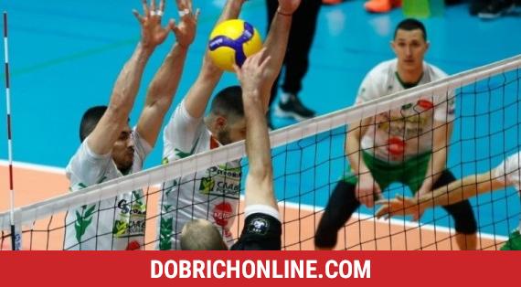 """""""Добруджа 07"""" даде най-доброто от себе си, но загуби финала – 2021.03.19 – Спортни"""
