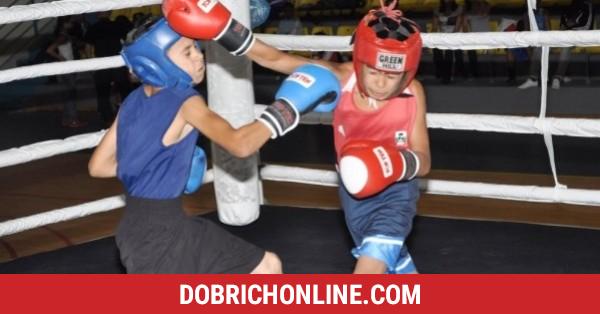 """До първо и две трети места достигнаха младите боксьори на """"Добруджа"""" – 2021.03.22 – Спортни"""