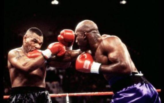 Задава се ново боксово зрелище – Майк Тайсън срещу Ивендър Холифийлд!