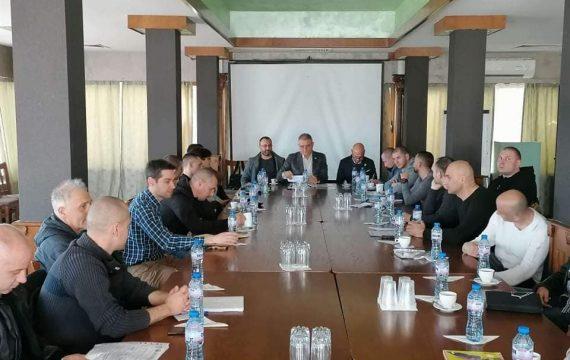 Федерацията по Таекуон-До проведе общото си събрание в Благоевград