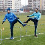 Дългоочаквано: Боби Цонев тренира наравно с всички! (ВИДЕО)   KotaSport
