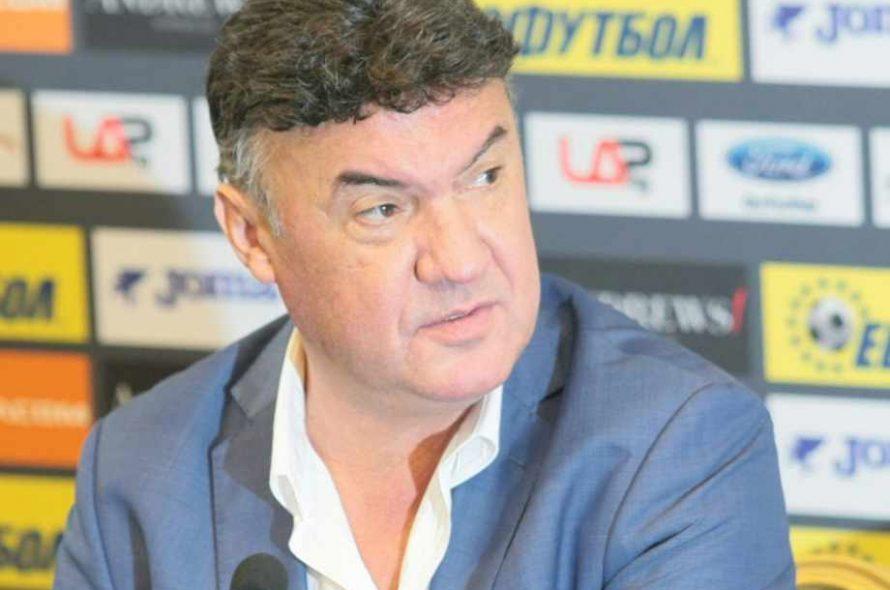 Борислав Михайлов оттегли оставката си и се връща в БФС