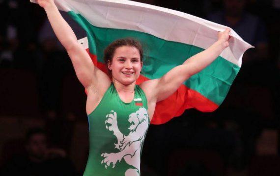 Биляна Дудова с нова европейска титла!