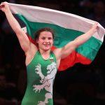Биляна Дудова с 5-та европейска титла!