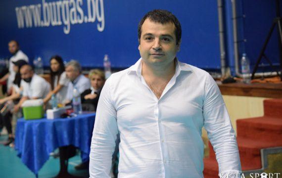 KotaSport TV: Константин Бачийски: Ще вдигаме още нивото!