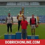 """4 медала за лекоатлети от СКЛА """"Добруджа"""" от Национален турнир – 2021.06.01 – Спортни"""