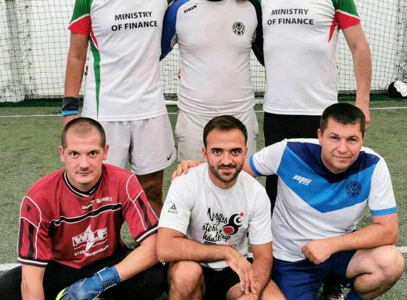 Сашо Тунчев с поздрав към Кирил Евтимов и МФ за победа над Софтуер Груп (ВИДЕО) | KotaSport